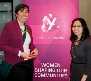YWCA Canberra Branding Launch -07