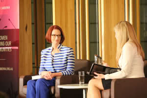 Julia Gillard event 1