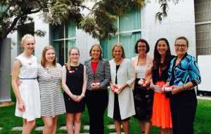 Country to Canberra Girls with Senatos McLucas, Nash, Ruston and Rhiannon