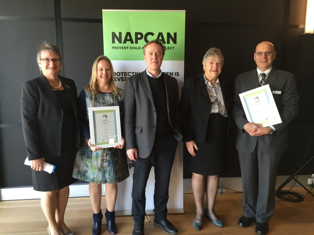 NAPCAN Play Your Part Award