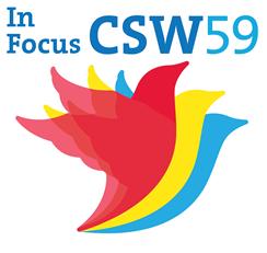 CSW 2015 logo