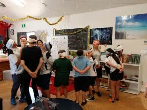 Lanyon School Holiday Program