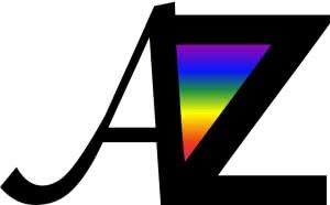 A - Z logo