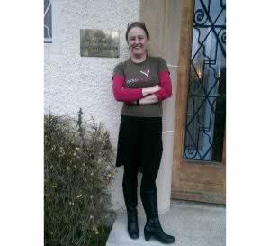 Roslyn Dundas in Geneva