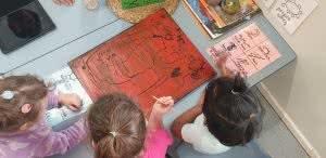 Condor preschool room
