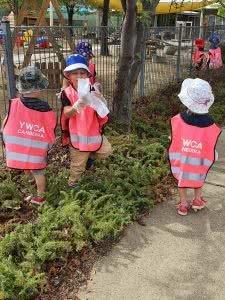 Clean up conder kids