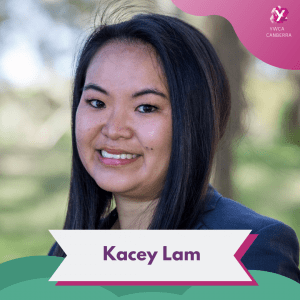 a portrait photo of Kacey Lam