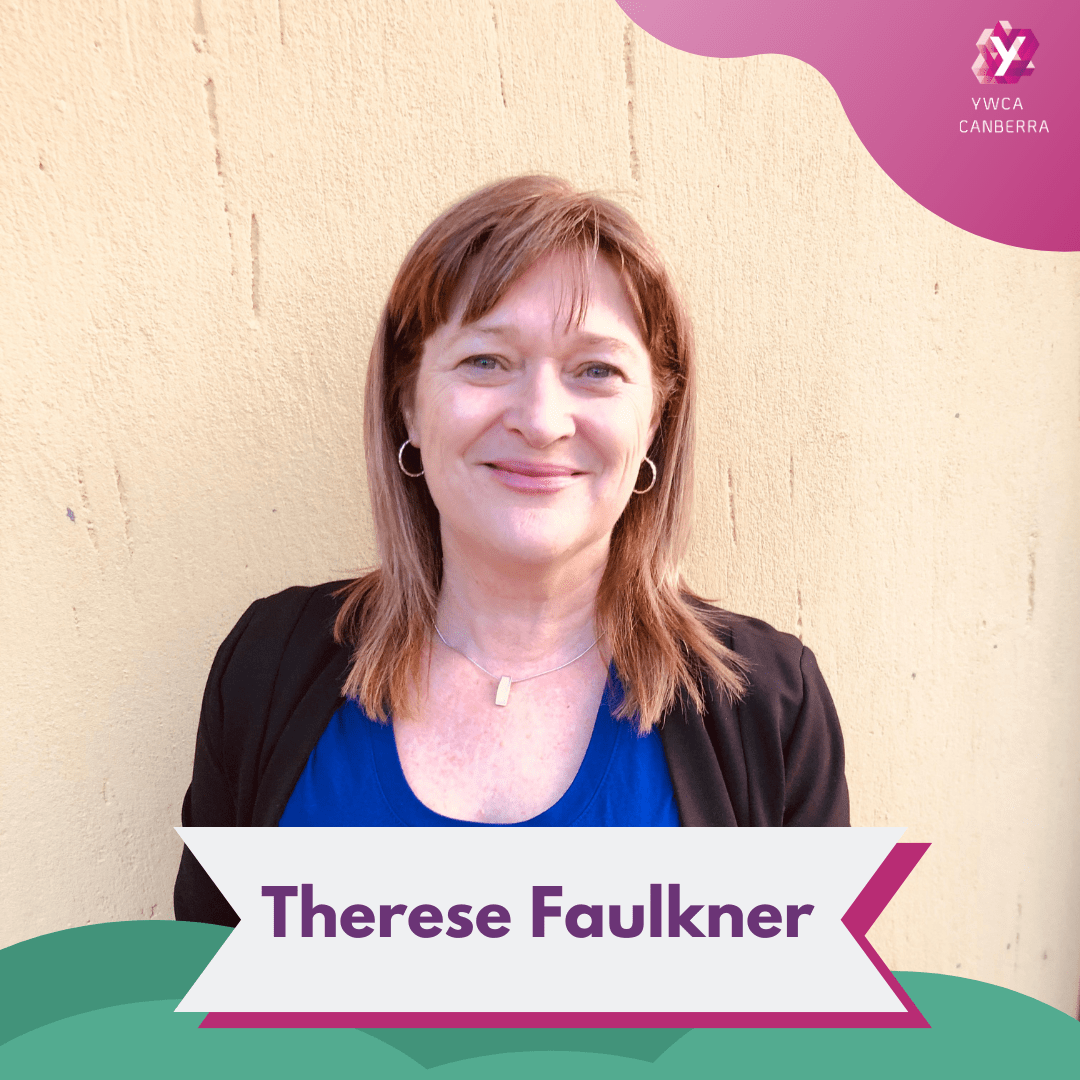 a portrait photo of Therese Faulkner